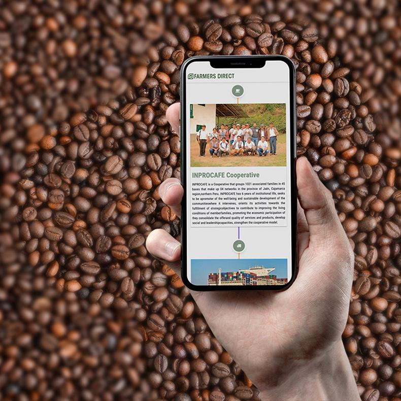 Ambachtelijke en duurzame koffie